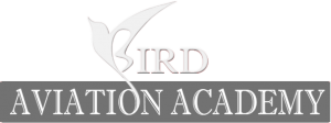 Bird Aviation Academy Logo PNG