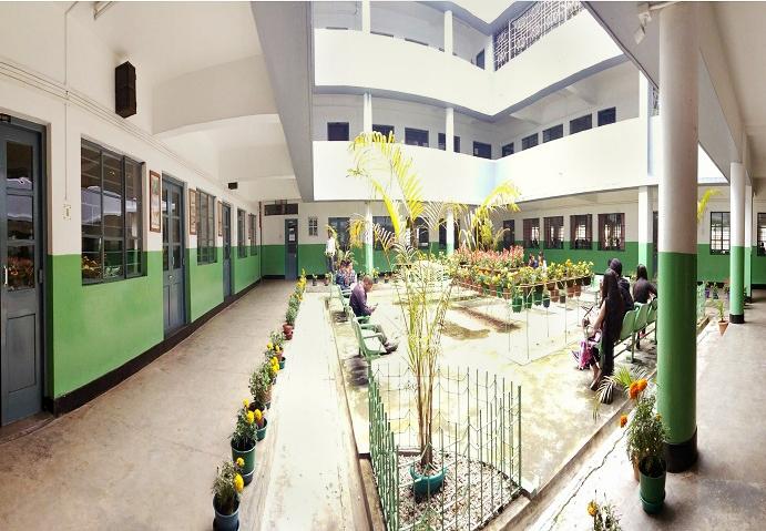 Bird Aviation Academy branch at Don Bosco Youth Center, Shillong